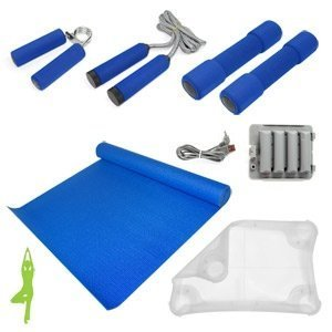6-in-1 Exercise Pack for Nintendo Wii Fit Balance Board
