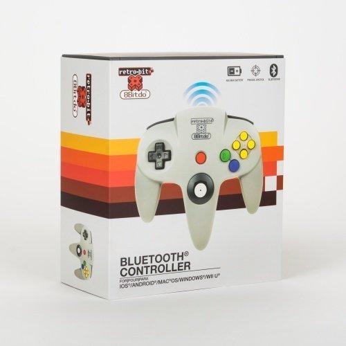8bitdo X Retrobit N64 Blue Tooth Gamepad