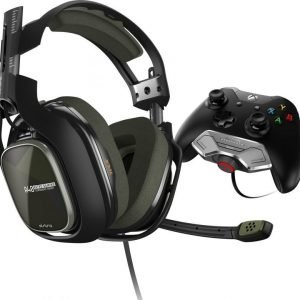 ASTRO Gaming A40 TR MixAmp M80 XB1 Black/Green