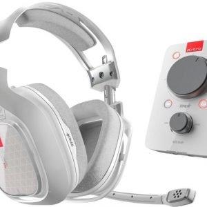ASTRO Gaming A40 TR + MixAmp Pro XB1/PC White