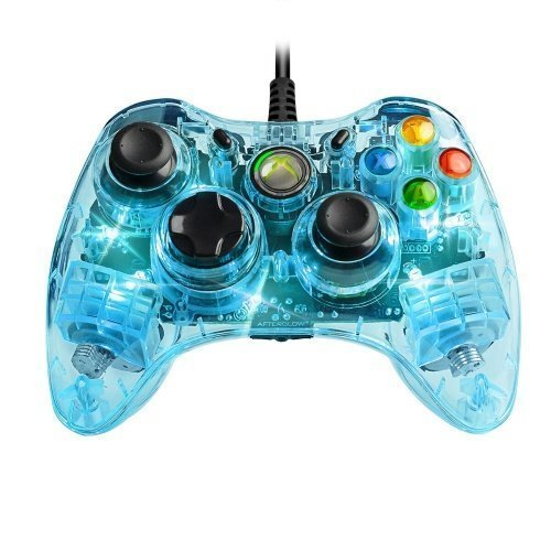 Afterglow Controller Blue