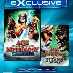 Age of Mythology Gold  (Incl. Titans ) (Exclusive)