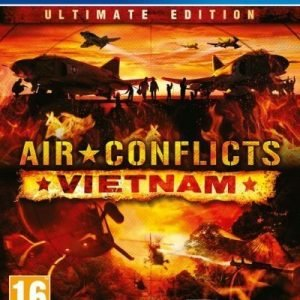 Air Conflicts Vietnam - Ultimate Edition