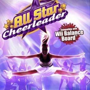 All Star Cheerleader (For Balance Board)