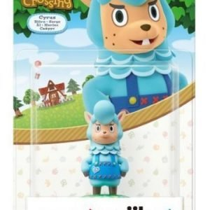 Amiibo Animal Crossing - Cyrus