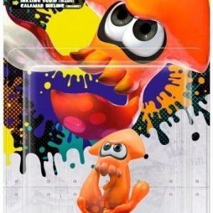 Amiibo Splatoon Collection - Inkling Squid Orange