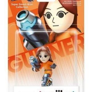 Amiibo Super Smash Bros - Mii Gunner