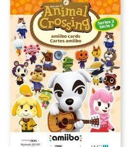 Animal Crossing Amiibo Cards 3 Pack Series 2