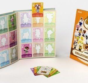 Animal Crossing Amiibo Cards Collectors Album Series 2