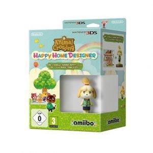 Animal Crossing: Happy Home Designer + Amiibo Isabelle