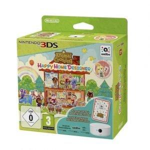 Animal Crossing: Happy Home Designer + Special Card + NFC Reader