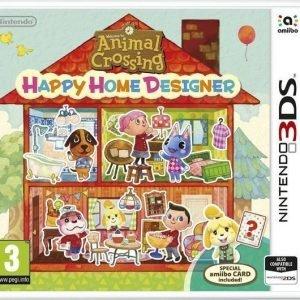 Animal Crossing: Happy Home Designer (UK/Nordic)