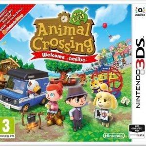 Animal Crossing: New Leaf Welcome amiibo!