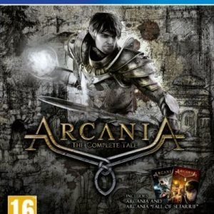 Arcania: Complete Tale