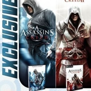 Assassins Creed 1 & 2 Doublepack
