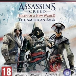 Assassin's Creed Birth of a New World: The American Saga