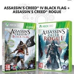 Assassin's Creed Black Flag + AC Rogue