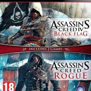 Assassin's Creed Black Flag + AC Rogue