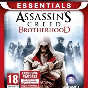Assassin's Creed Brotherhood Essentials