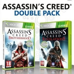 Assassin's Creed Brotherhood + Revelations