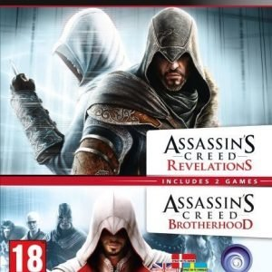 Assassin's Creed Brotherhood + Revelations