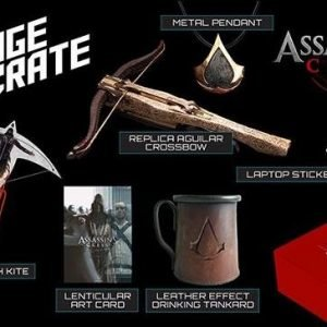 Assassin's Creed Fanipaketti Leija Fanipaketti