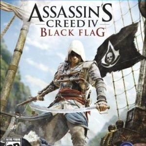 Assassin's Creed IV (4) Black Flag