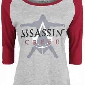 Assassin's Creed Logo Naisten Pitkähihainen Paita