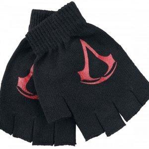 Assassin's Creed Red Logo Kynsikkäät