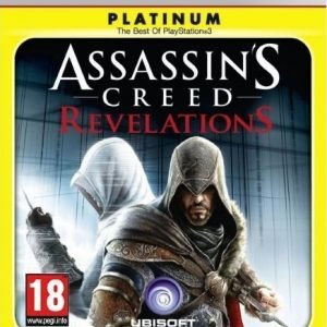 Assassins Creed Revelations Platinum