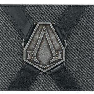 Assassin's Creed Syndicate Metal Badge Lompakko