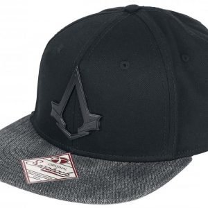 Assassin's Creed Syndicate Metal Snapback-Lippis