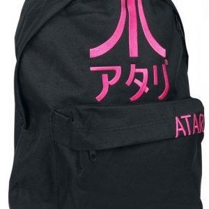 Atari Japan Logo Selkäreppu