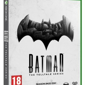 Batman: A Telltale Game Series