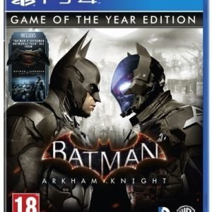 Batman: Arkham Knight Game of The Year Edition