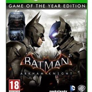 Batman: Arkham Knight (Game of the Year Edition)