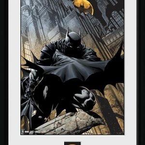Batman Stalker Kehystetty Kuva