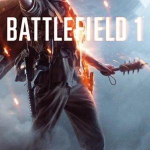Battlefield 1 Key Art Juliste
