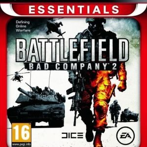 Battlefield: Bad Company 2 (TWO) (Essentials)