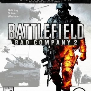 Battlefield: Bad Company 2 (TWO) Limited Edition