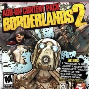 Borderlands 2 DLC Pack