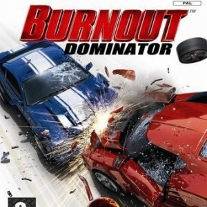 Burnout: Dominator - Platinum