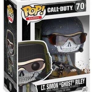 Call Of Duty Lt. Simon Ghost Riley Vinyl Figure 70 Keräilyfiguuri