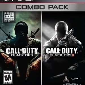 Call of Duty: Black Ops II (2) Double Pack