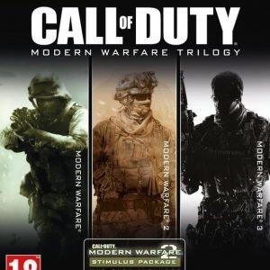Call of Duty: Modern Warfare Trilogia