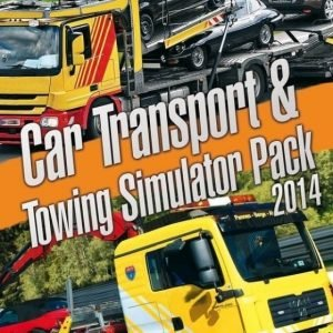 Car TranUrheilu & Towing Simulator Pack 2014
