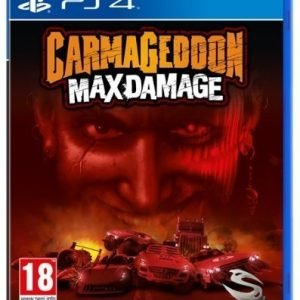 Carmageddon - Max Damage