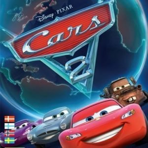 Cars 2: The Videogame EU
