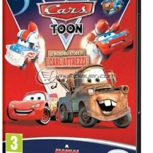 Cars: Toon Mater's Tall Tale