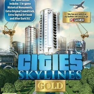 Cities: Skylines Gold Edition (Includes After Dark DLC)